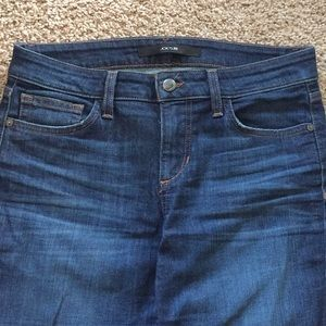 Joe's Jeans Size 27. Natural-High Waisted